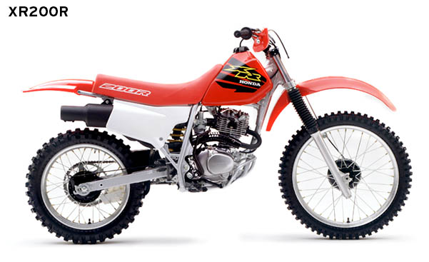 justxr com rh justxr com 2002 honda xr200 repair manual 2002 XR200 Specs